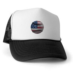 USA Baseball Trucker Hat