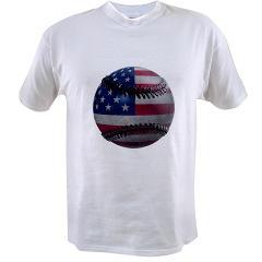 USA Baseball Value T-shirt