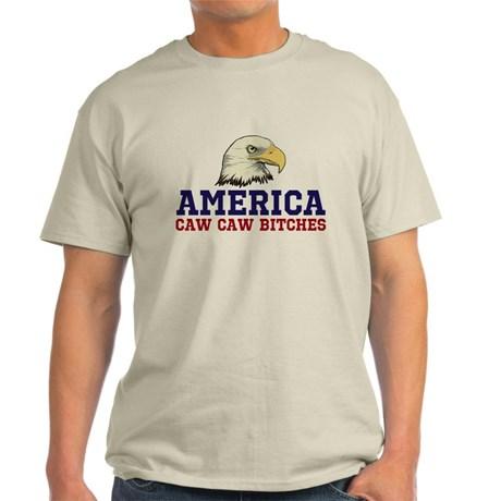 AMERICA Caw Caw Bitches Classic T-Shirt