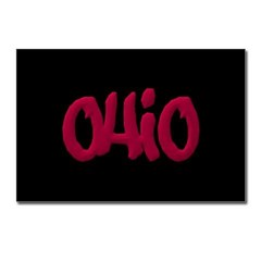 Ohio Graffiti Postcards (Package of 8)