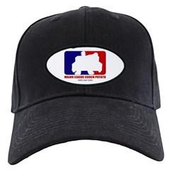Major League Couch Potato Baseball Hat