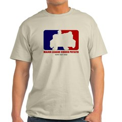 Major League Couch Potato Classic T-Shirt