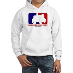 Major League Couch Potato Hooded Sweatshirt