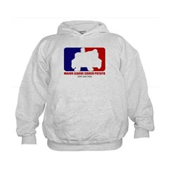 Major League Couch Potato Kids Sweatshirt by Hanes