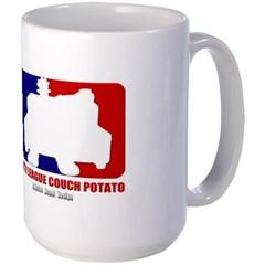 Major League Couch Potato Mug
