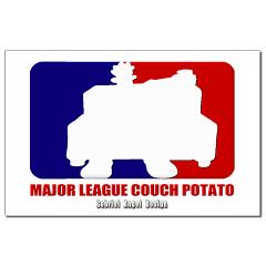 Major League Couch Potato Small Posters