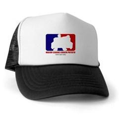 Major League Couch Potato Trucker Hat