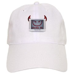 Devil TV Baseball Cap
