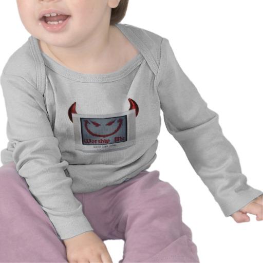 Devil TV Infant Bella Long Sleeve T-Shirt