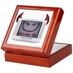 Devil TV Keepsake Box