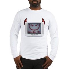 Devil TV Long Sleeve T-Shirt