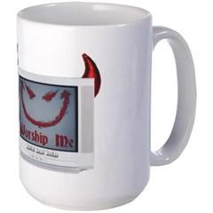Devil TV Mug