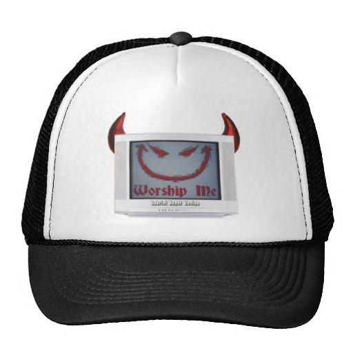 Devil TV Trucker Hat