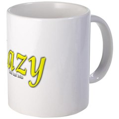Lazy Logo Coffee Mug