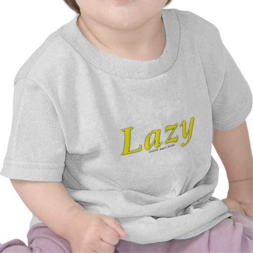Lazy Logo Infant T-Shirt