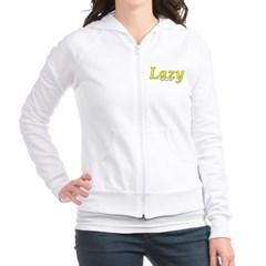 Lazy Logo Junior Zip Hoodie