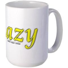 Lazy Logo Mug