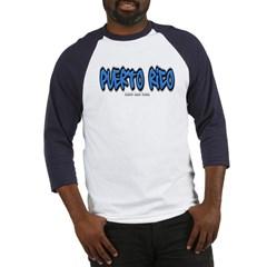 Puerto Rico Graffiti Baseball Jersey T-Shirt