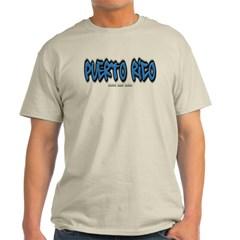 Puerto Rico Graffiti Classic T-Shirt