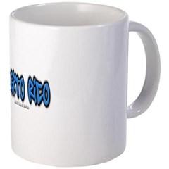 Puerto Rico Graffiti Coffee Mug