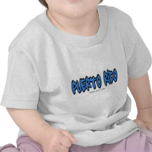 Puerto Rico Graffiti Infant T-Shirt