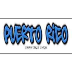 Puerto Rico Graffiti Posters