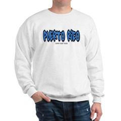 Puerto Rico Graffiti Sweatshirt