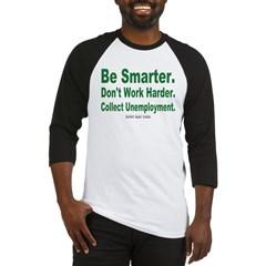 Collect Unemployment Baseball Jersey T-Shirt