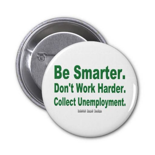 Collect Unemployment Buttons
