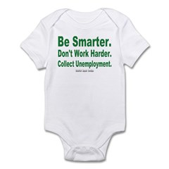Collect Unemployment Infant Bodysuit