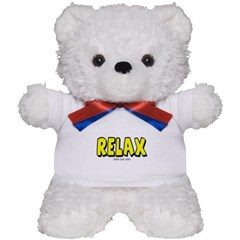 Relax Teddy Bear