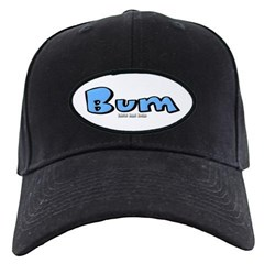 Bum Baseball Hat
