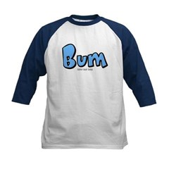 Bum Kids Baseball Jersey T-Shirt