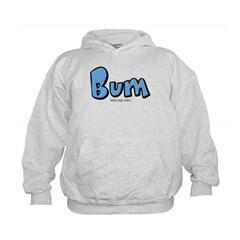 Bum Kids Sweatshirt by Hanes