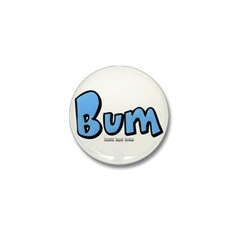 Bum Mini Button