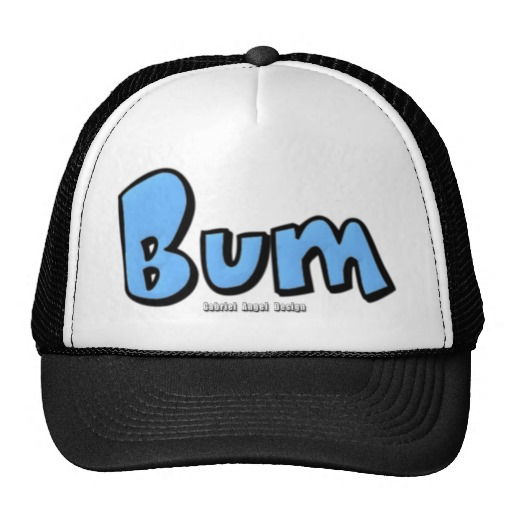 Bum Trucker Hat