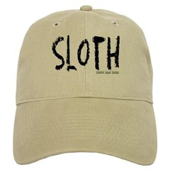 Sloth Logo Baseball Cap