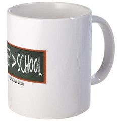 Sleep is Greater than School Coffee Mug