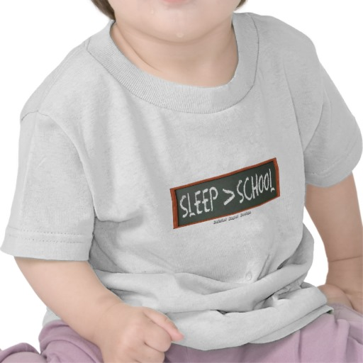 Sleep is Greater than School Infant T-Shirt