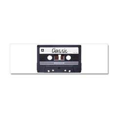 Classic Cassette 42x14 Wall Peel