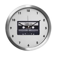 Classic Cassette Modern Wall Clock