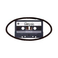 Classic Cassette Patches
