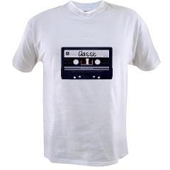 Classic Cassette Value T-shirt