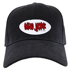 New York Graffiti Baseball Hat