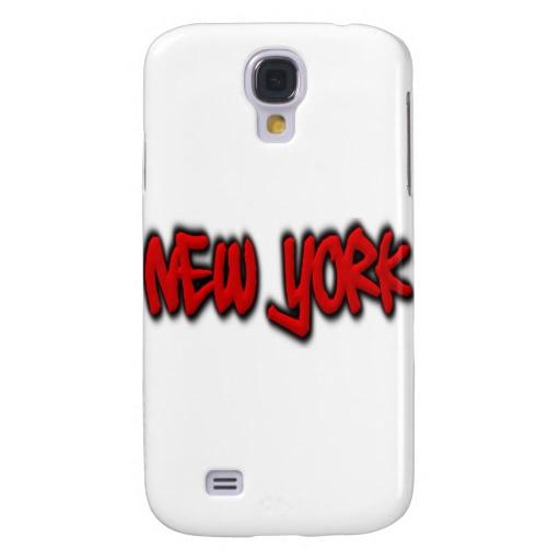 New York Graffiti Case-Mate Barely There Samsung Galaxy S4 Case
