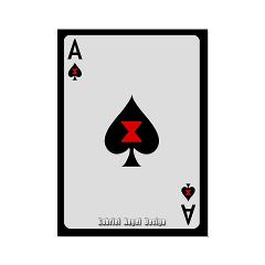 Ace of Spades Card Posters