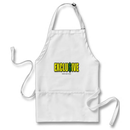 Exclusive Adult Apron