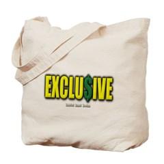 Exclusive Canvas Tote Bag