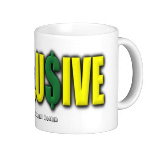 Exclusive Classic White Mug