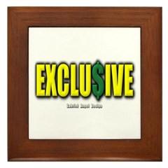 Exclusive Framed Tile